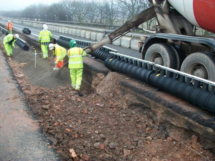 Northants Concrete Drainage Kettering Wellingborough Milton Keynes Corby Bedford