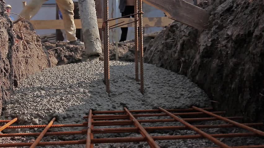 Northants Reinforced Concrete Foundation Kettering Wellingborough Milton Keynes Corby Bedford